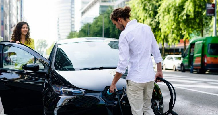 electric vehicle business case