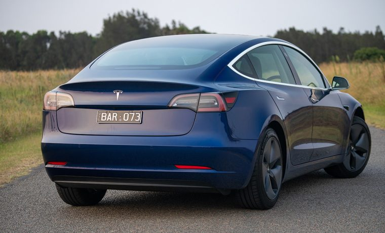 Tesla Model 3 Review Electric Vehicle Test Drive Leaseplan